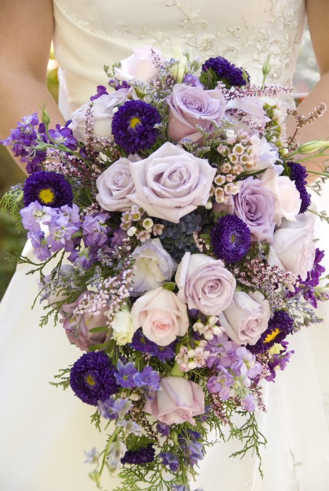 silk wedding bouquets wholesale photo - 1