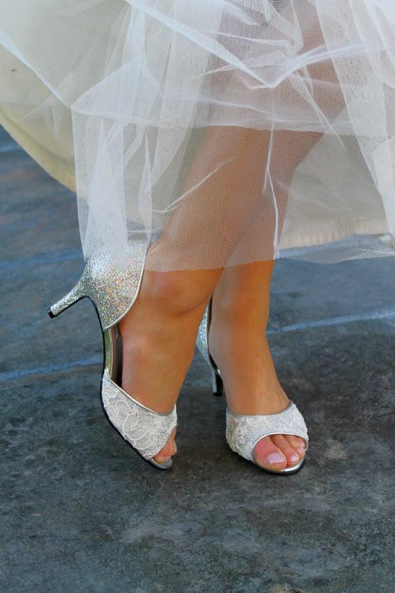 0f9e0a6cc Silver kitten heel shoes wedding - Florida-Photo-Magazine.com