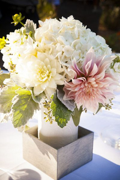 simple wedding bouquets ideas photo - 1