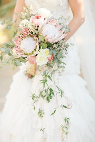 simple wedding bouquets to make photo - 1