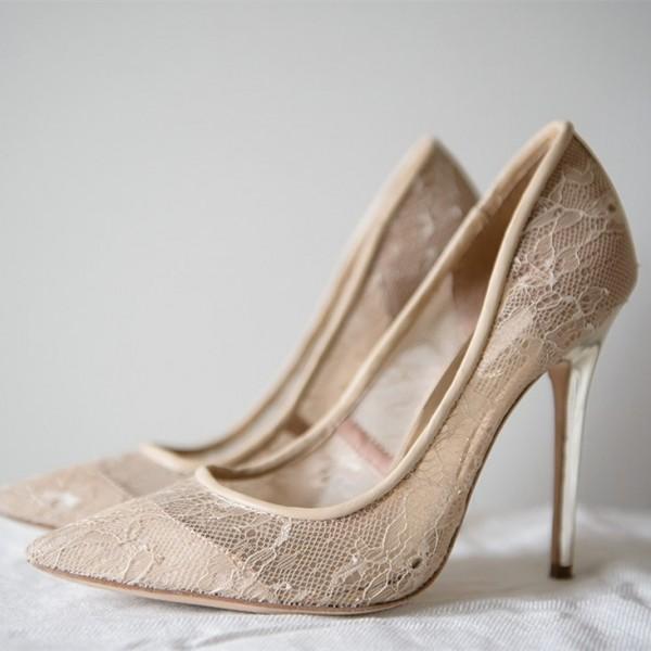 size 4 wedding shoes photo - 1