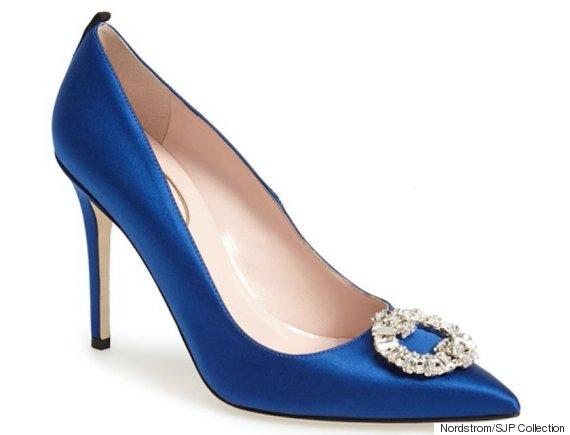 sjp bridal shoes photo - 1