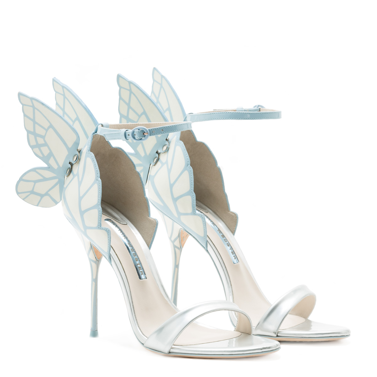 sophia webster bridal shoes photo - 1
