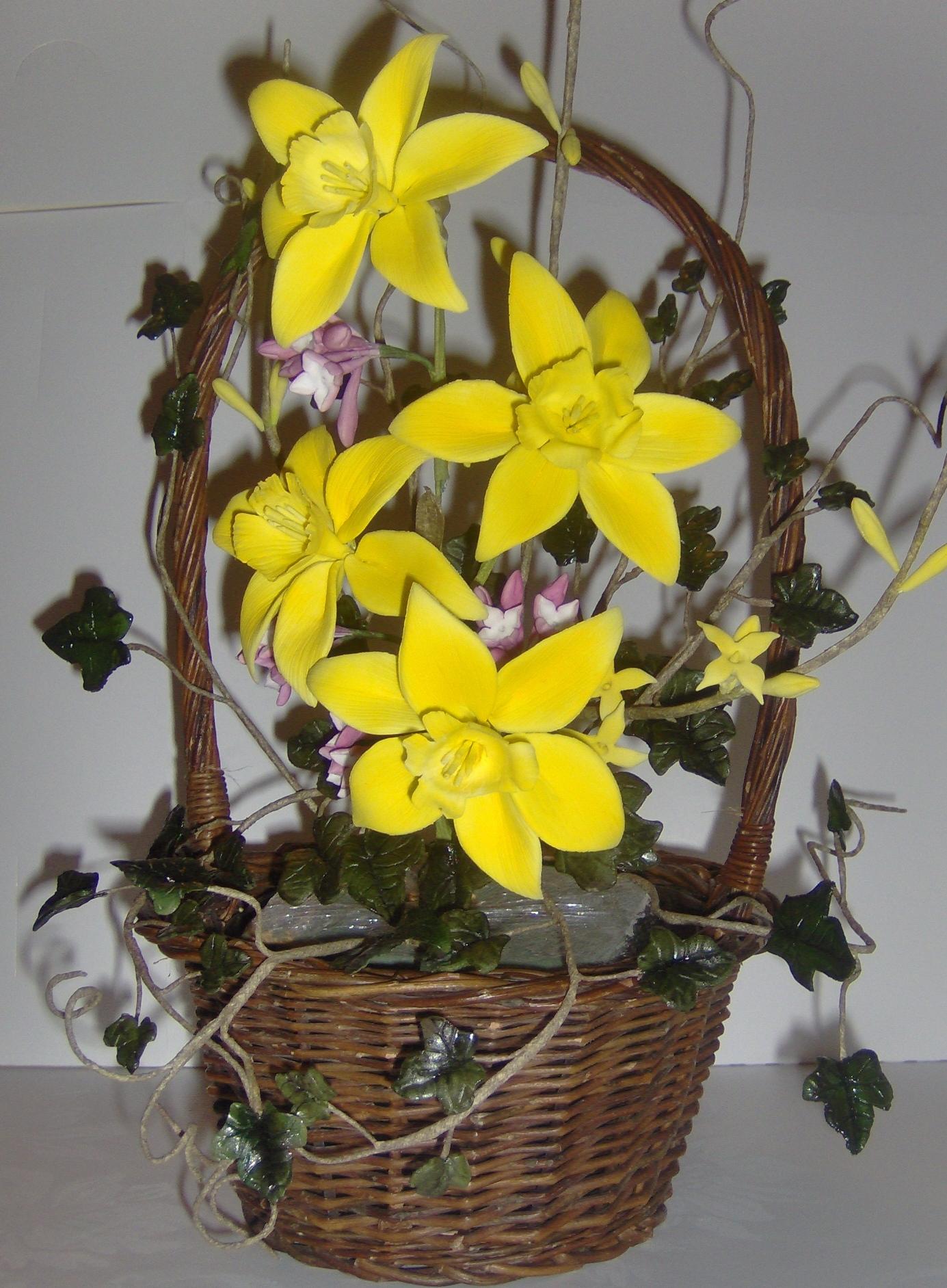 sugarcraft flowers for wedding cakes photo - 1
