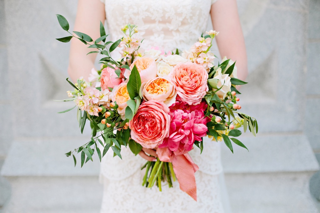 summer wedding bouquets ideas photo - 1