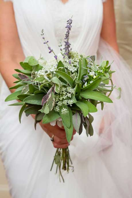 unique wedding bouquets photo - 1