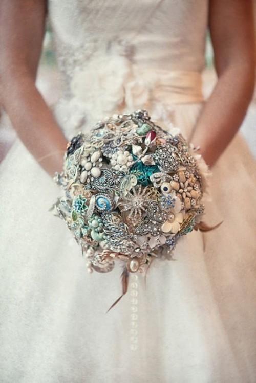 unique wedding bouquets ideas photo - 1
