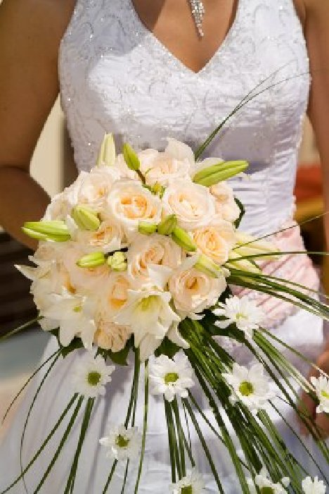 unusual wedding bouquets ideas photo - 1