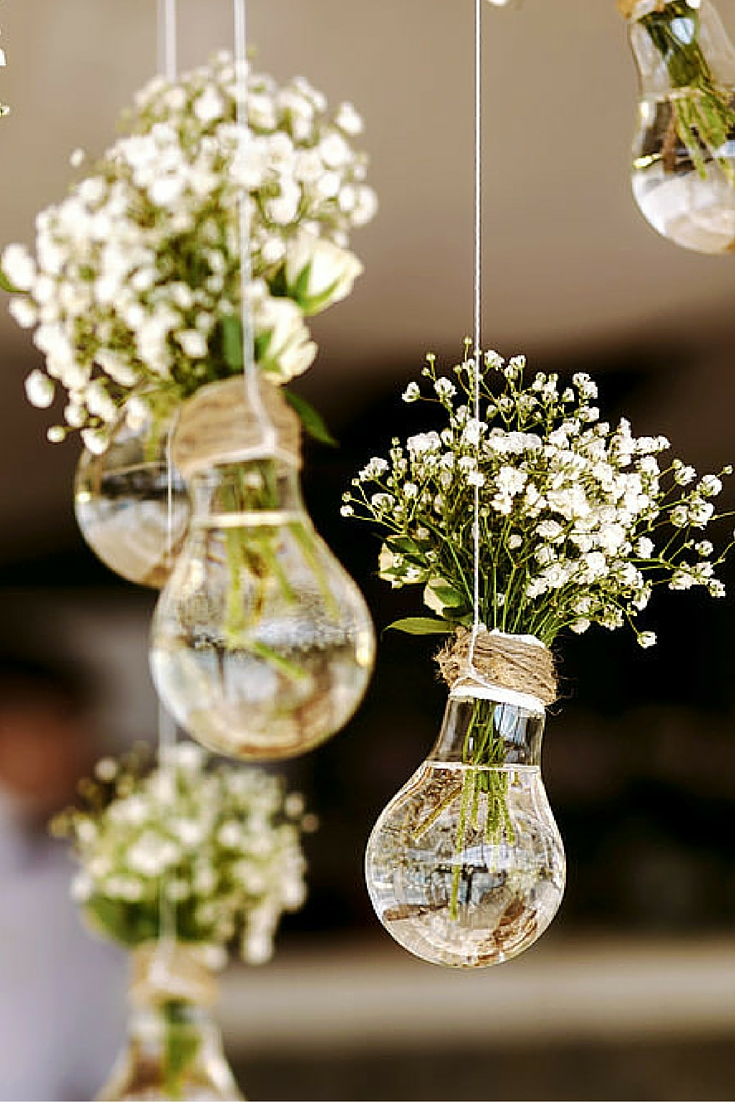 vases for wedding bouquets photo - 1