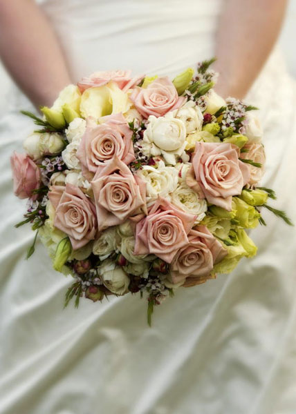 vintage bridal bouquets photo - 1