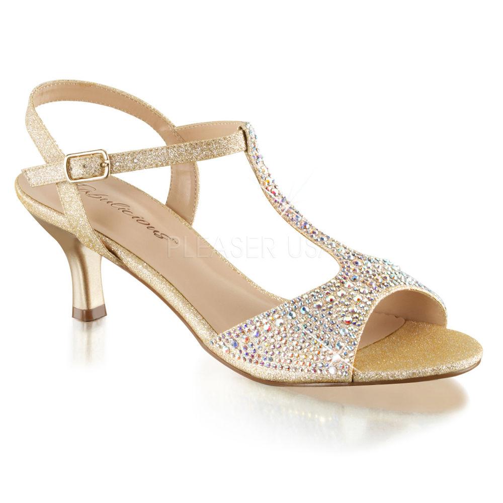 vintage wedding shoes low heel photo - 1