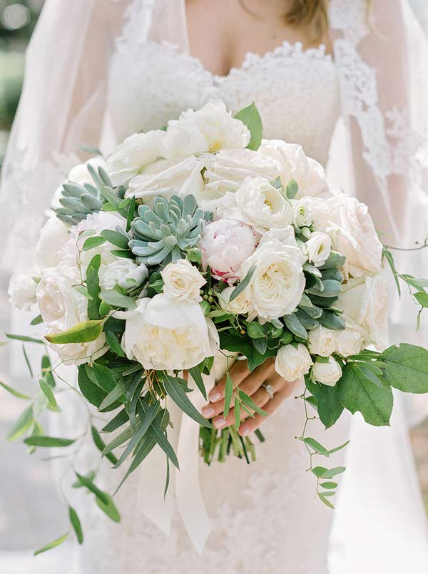wedding bouquet ideas photo - 1