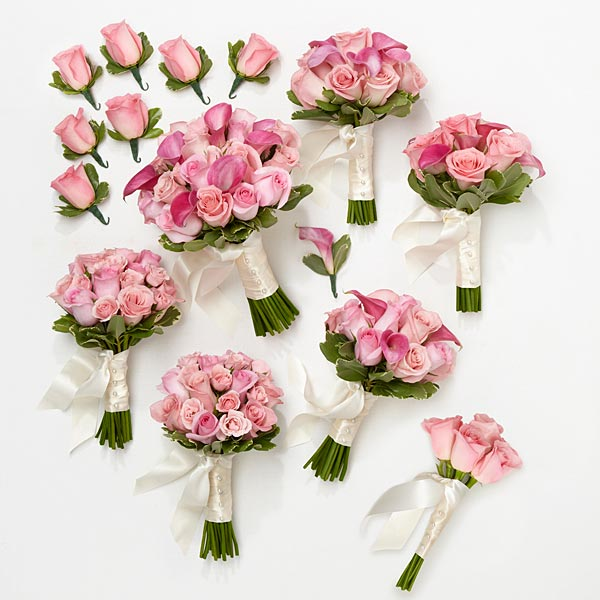 wedding bouquet packages photo - 1