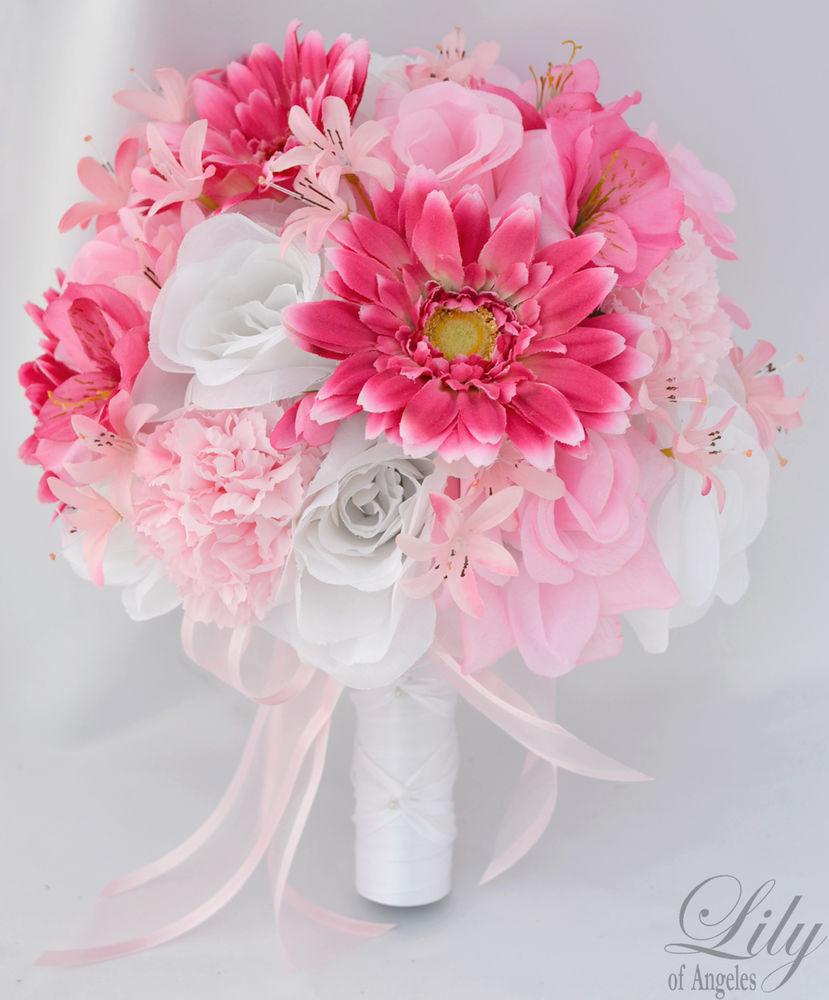 wedding bouquet set photo - 1