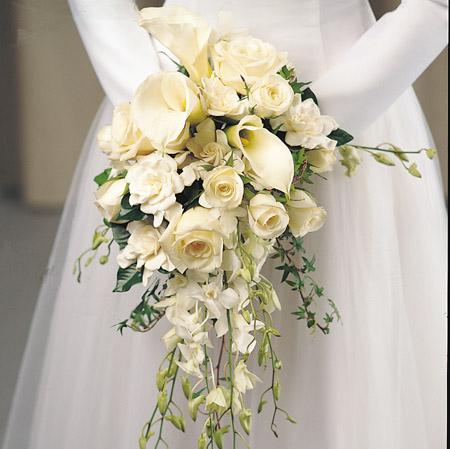 wedding bouquets calla lily photo - 1