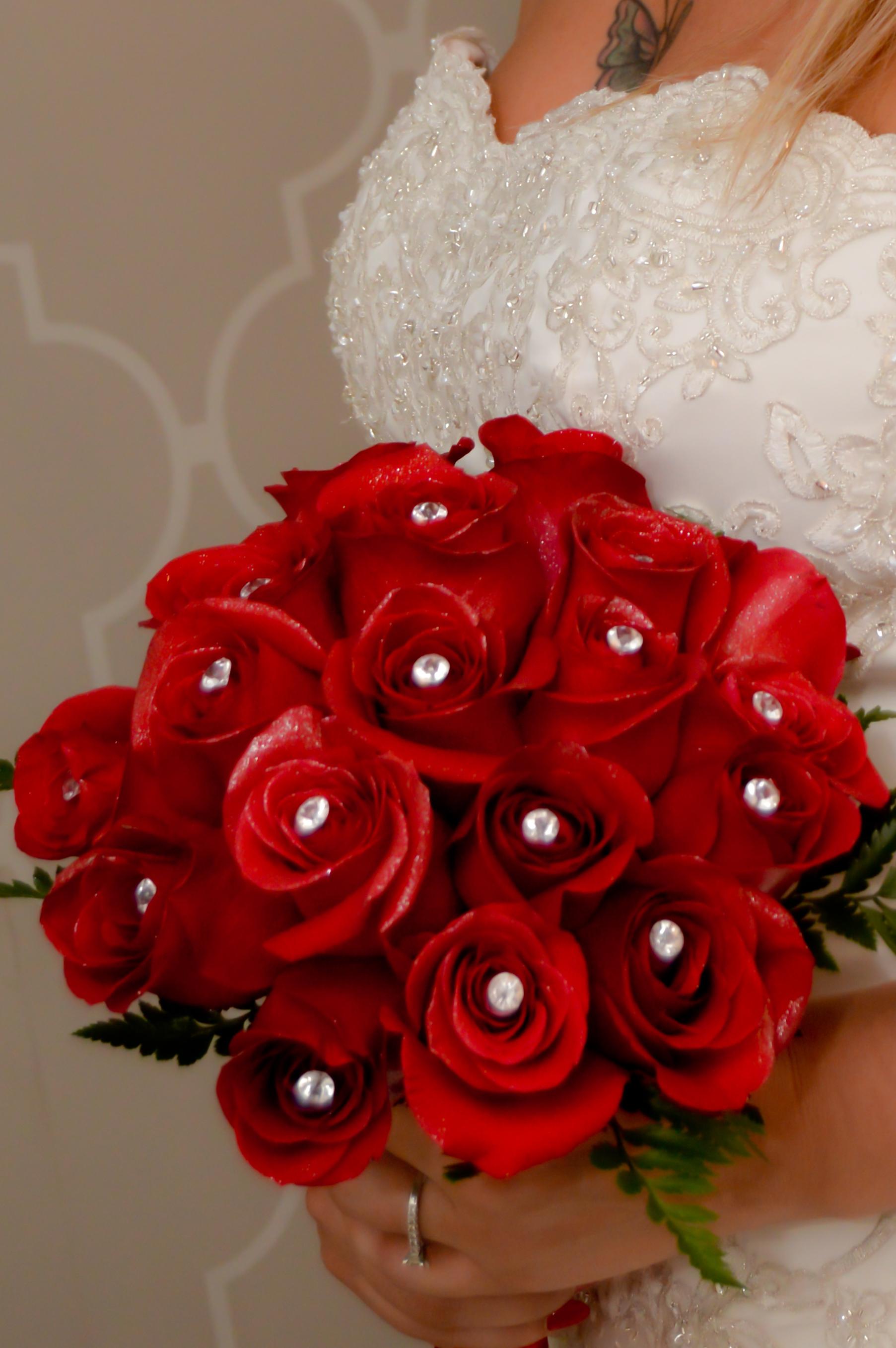 wedding bouquets las vegas photo - 1