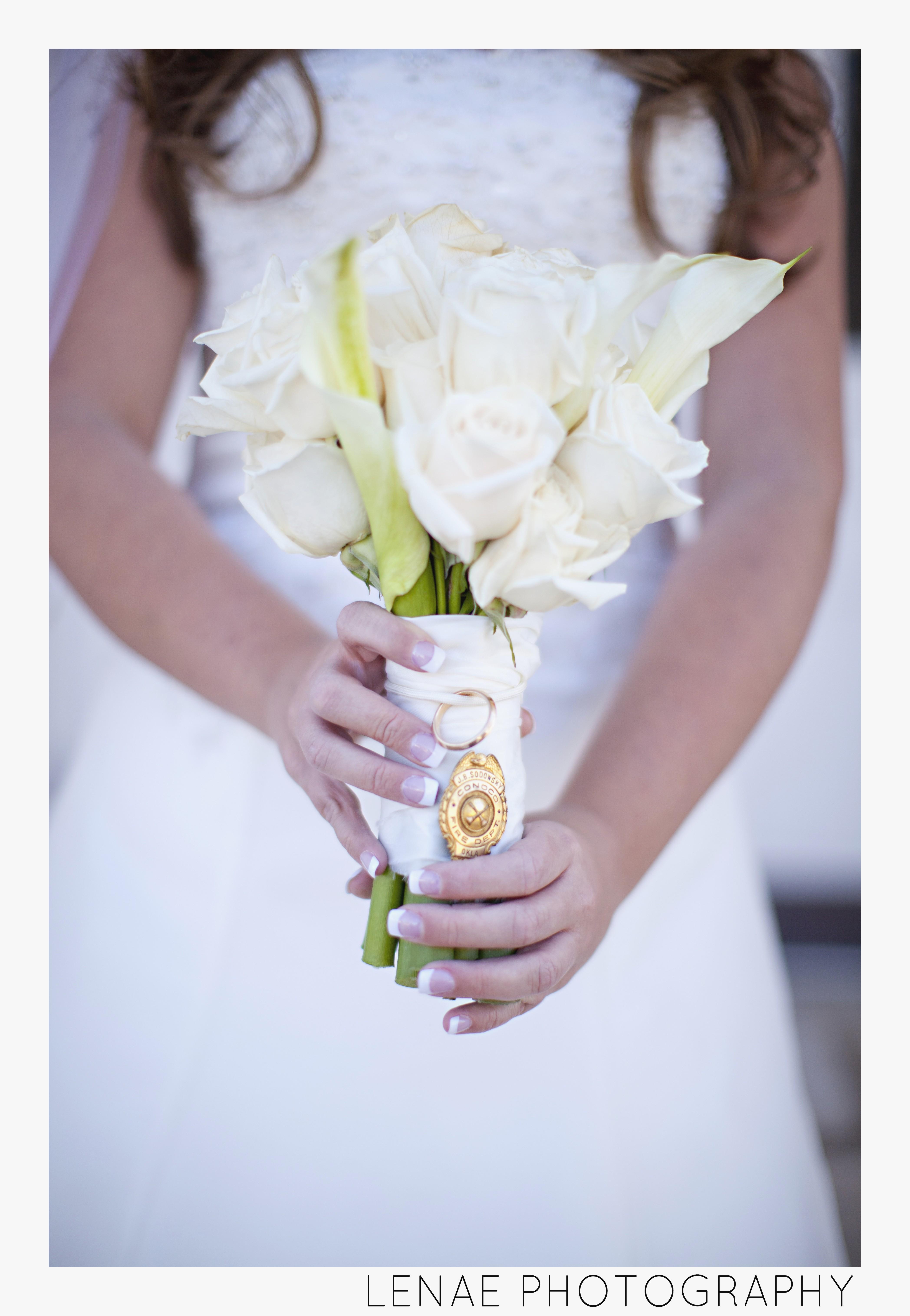 wedding bouquets okc photo - 1