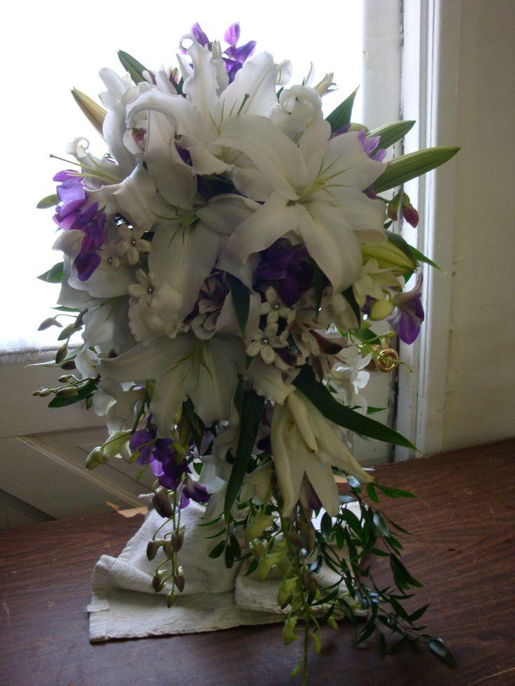 wedding bouquets orchids photo - 1