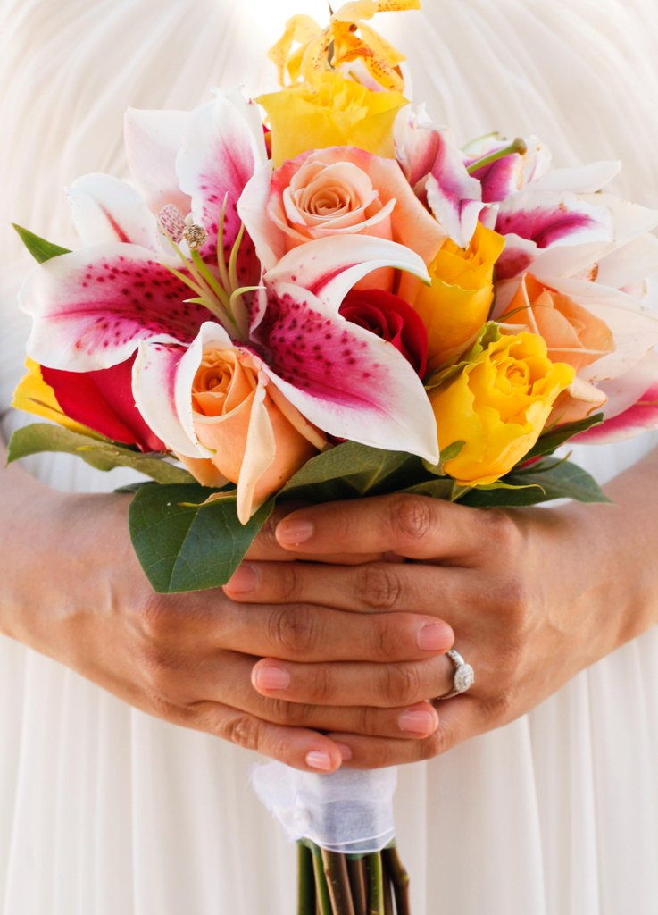 wedding bouquets packages photo - 1