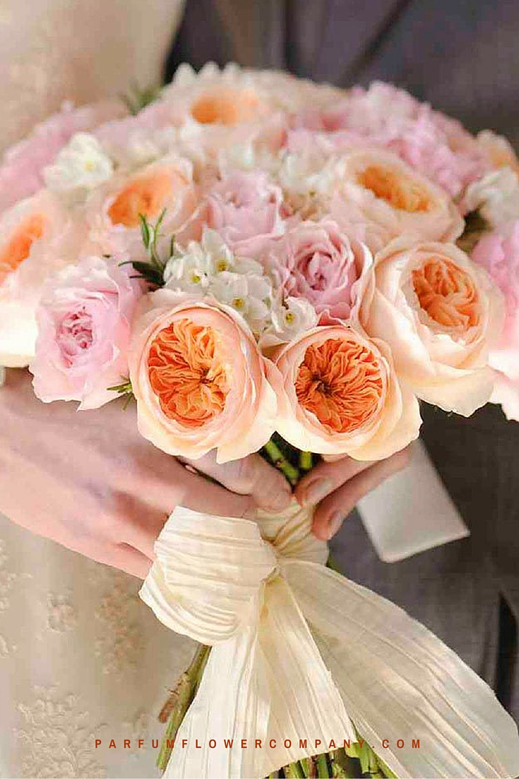 wedding bouquets roses photo - 1
