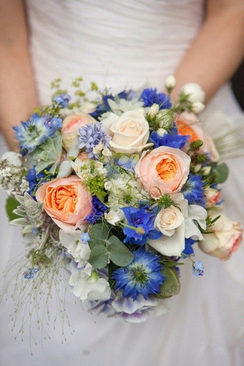 wedding bouquets with daisies photo - 1