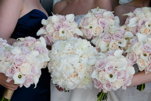 wedding bouquets with stephanotis photo - 1
