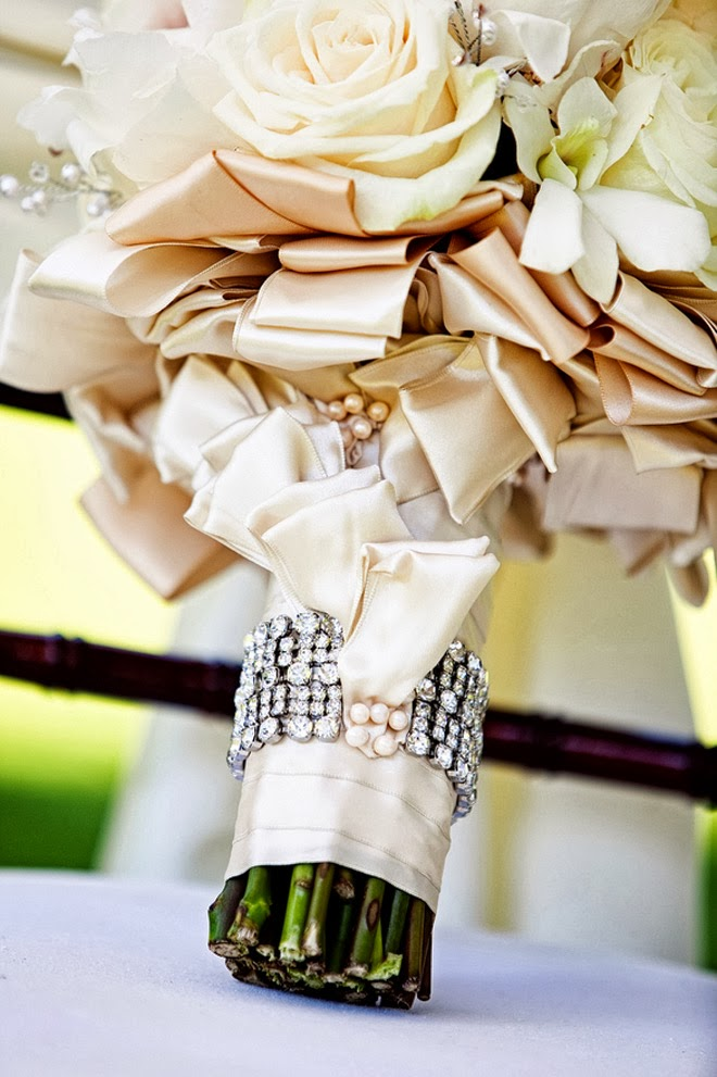 wedding bouquets wraps photo - 1