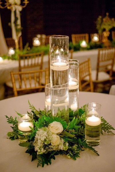 wedding centerpieces flowers photo - 1