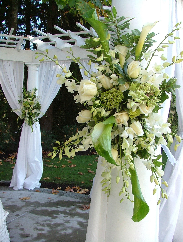 wedding decorations flowers photo - 1