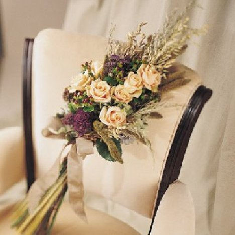 wedding fake flower bouquets photo - 1