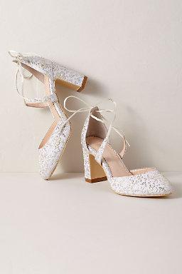 wedding flats shoes photo - 1