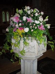 wedding flower arrangements photo - 1