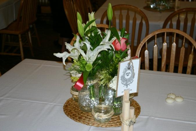 wedding flowers arrangements photo - 1