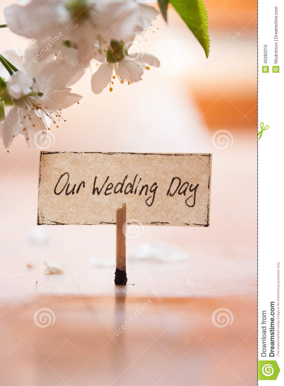 wedding flowers background photo - 1