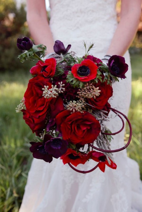 wedding flowers bouquets ideas photo - 1