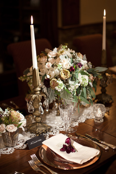 wedding flowers centerpiece ideas photo - 1