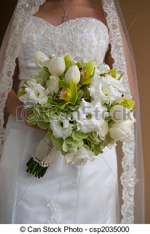 wedding flowers clipart photo - 1