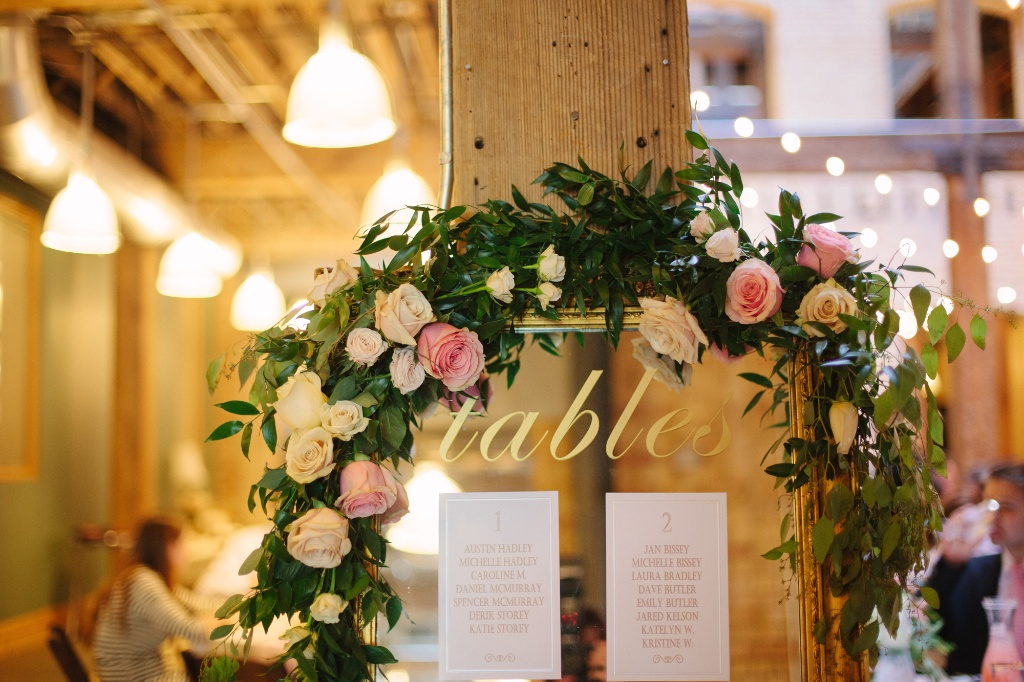 wedding flowers garland photo - 1