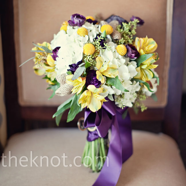 wedding flowers in a box photo - 1