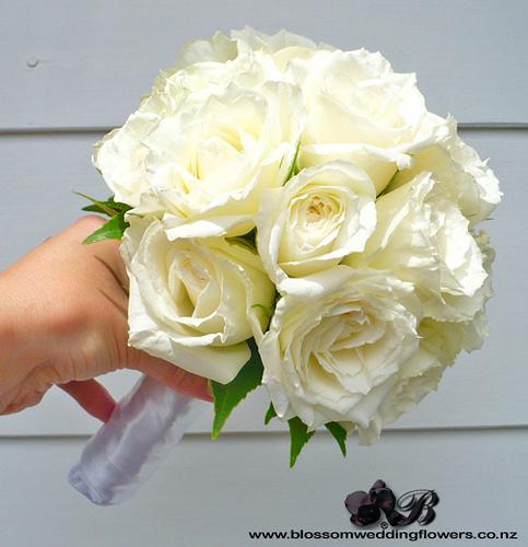wedding flowers rose photo - 1
