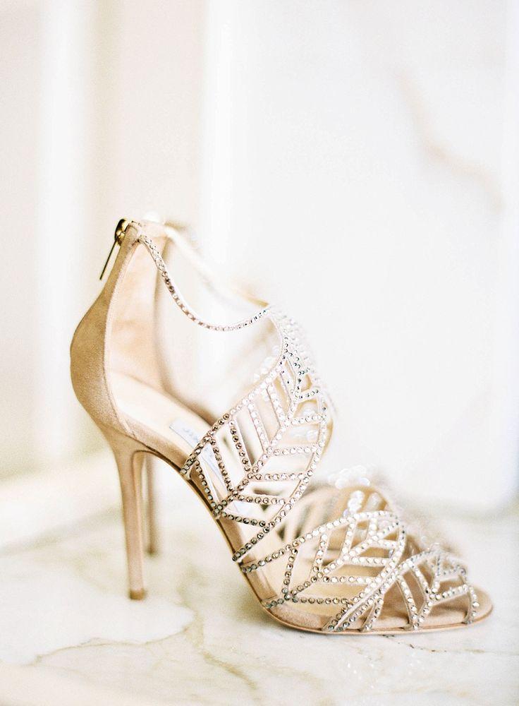 wedding ivory shoes photo - 1