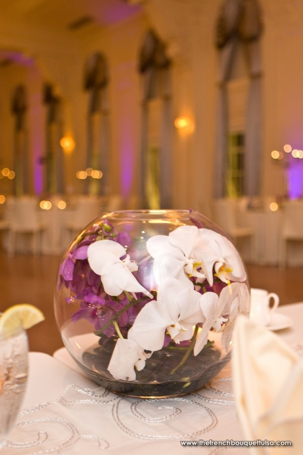 wedding orchids bouquets photo - 1
