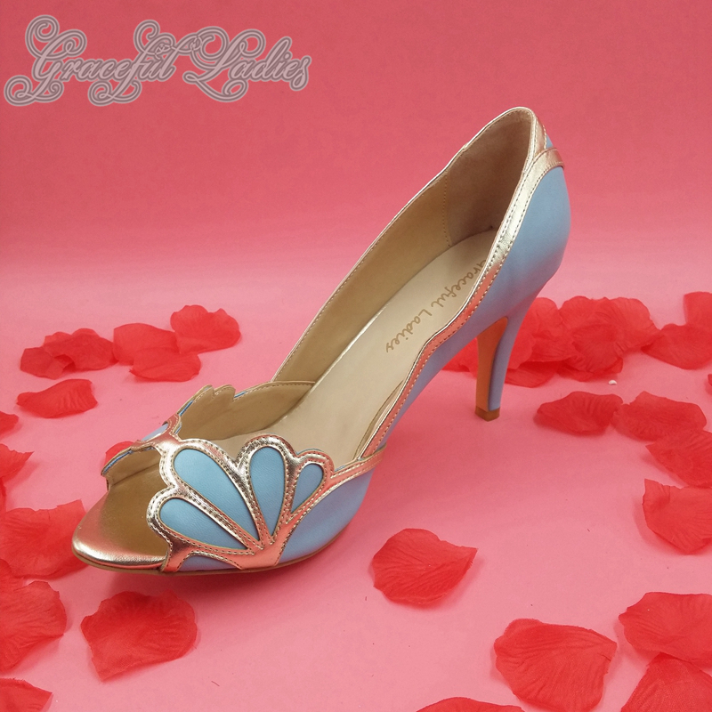 wedding shoes 5 inch heels photo - 1