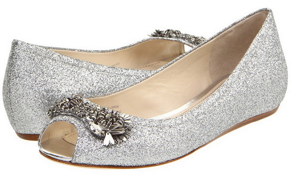 wedding shoes bows photo - 1