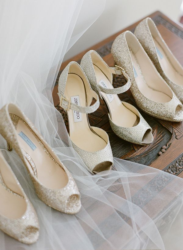 wedding shoes bridal photo - 1