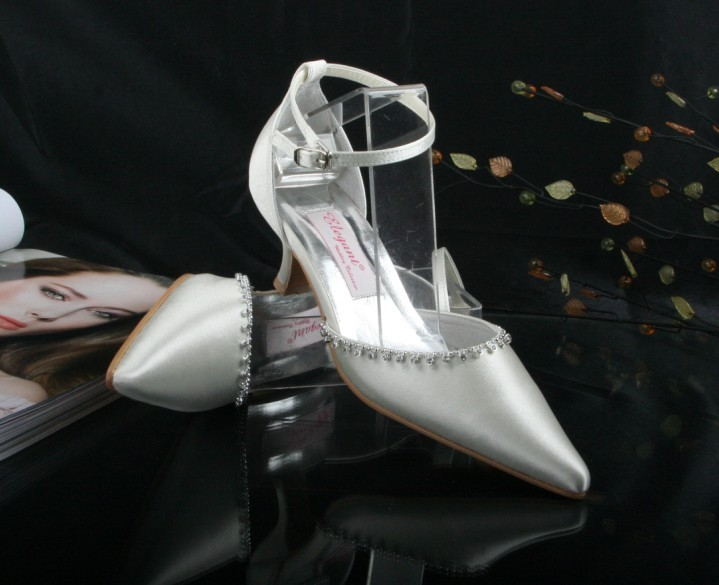 wedding shoes dyeable photo - 1