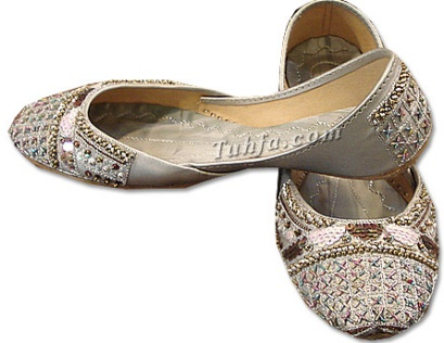 wedding shoes flat photo - 1