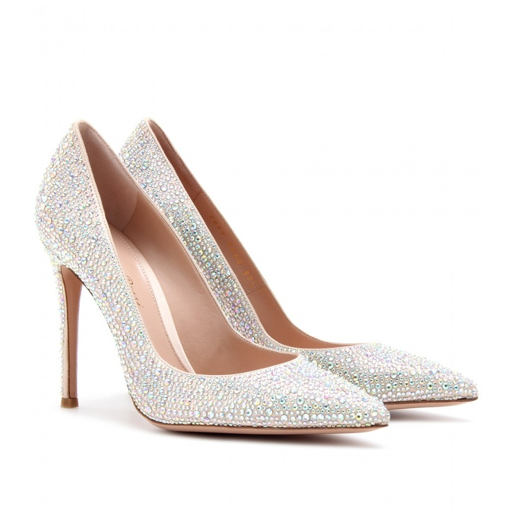 wedding shoes for bride photo - 1