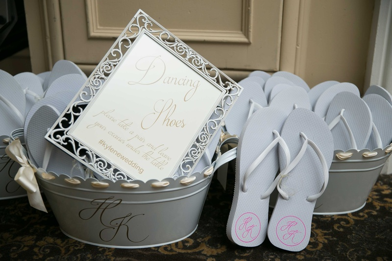 wedding shoes for outdoor ceremony photo - 1