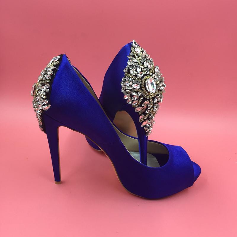 wedding shoes heels white photo - 1